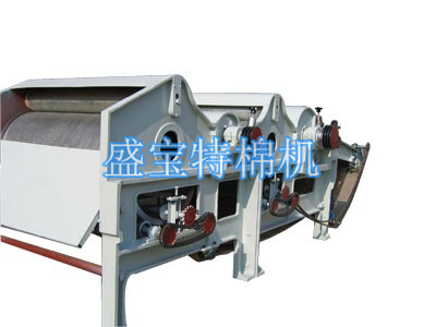 DOUBLE ROLLER SBT104A-400 OPENING MACHINE