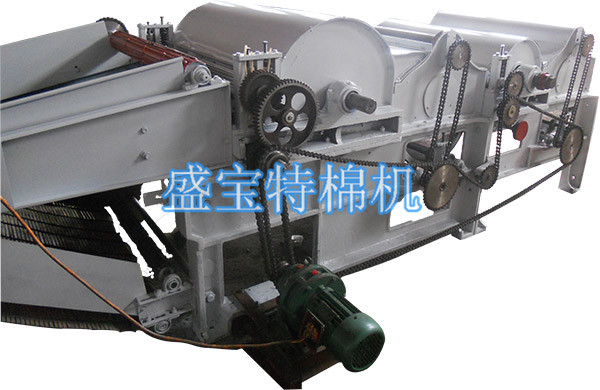600 OPENING MACHINE DOUBLE ROLLER